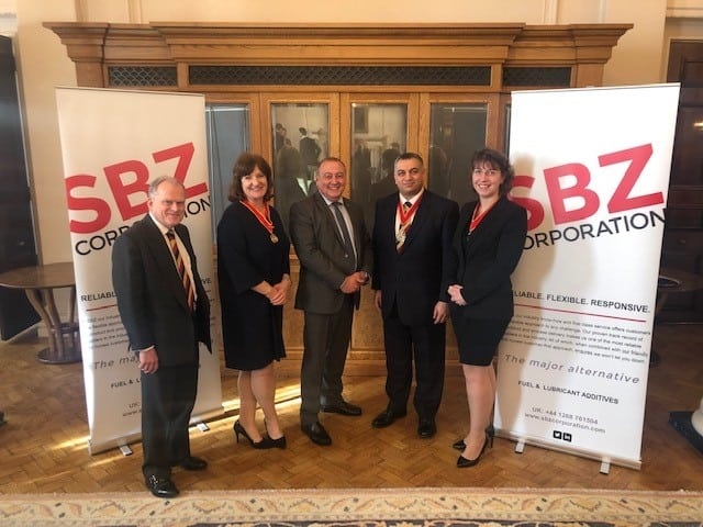 SBZ Hosts Annual Luncheon Event