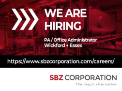 We are hiring PA/Office administrator